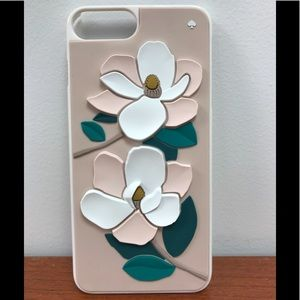 Kate Spade Cell phone case- New- iPhone 8+/7+